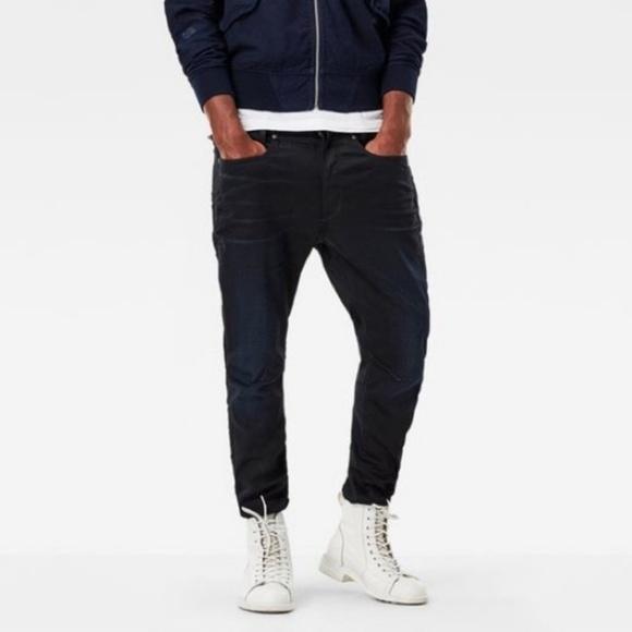 1eb12c2f G-Star Jeans | G Star Raw Dstaq 3d Skinny Dark Aged Cobler | Poshmark